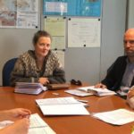 Esquerda Unida reúnese coa Comisión Europea e denuncia a desidia da Xunta ante a contaminación por lindano no Porriño