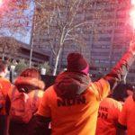 Esquerda Unida aplaude o preacordo acadado entre os sindicatos e a empresa estadounidense Alcoa respecto ao ERE anunciado nas plantas da Coruña e Avilés