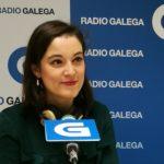 """🎙 """"É o tempo das mulleres"""", afirma Eva Solla na entrevista de Galicia por Diante, na Radio Galega"""