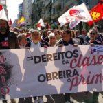 EU denuncia neste 1 de Maio o mantemento da precariedade e o aumento de sinistralidade laboral