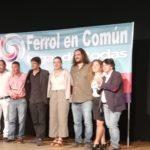 Ferrol en Común reúne ás candidaturas municipalistas de esquerda para falar sobre as políticas volcadas nas necesidades da cidadanía