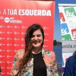 """Vanessa Angustia e Olga Santos reivindican o """"saneamento inmediato e integral"""" da Ría do Burgo para o futuro da comarca"""
