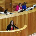 🎥 Aprobada por unanimidade a iniciativa de Eva Solla para promover a regulación de funcións do persoal técnico de enfermería