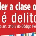 EU súmase á concentración de Ferrol en apoio aos sindicalistas e traballadores denunciados na manifestación de Alcoa