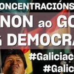 Esquerda Unida súmase e chama a participar nas mobilizacións contra o Golpe de Estado en Bolivia e de apoio ao pobo boliviano