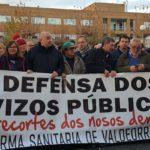 Esquerda Unida esixe o cese do desmantelamento do Hospital Comarcal de Verín
