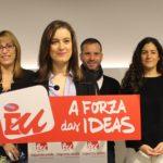 """🎥 Esquerda Unida presenta a candidatura """"A Esquerda con Forza"""", encabezada por Eva Solla, para as Eleccións Autonómicas á Xunta de Galicia"""