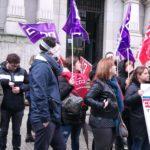 Esquerda Unida súmase ás mobilizacións contra a sentenza do TC que avala o despedimento por enfermar