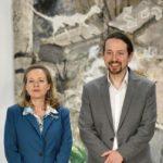 🎥 O Goberno e os axentes sociais ratifican o Salario Mínimo Interprofesional a 950 euros