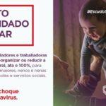 Contra o #CoronaVirus, dotación de máis recursos sociais e económicos e reforzar o público
