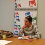 A xuntanza co Colexio Profesional de Logopedas de Galicia con Esquerda Unida axuda a definir o programa electoral en materia educativa