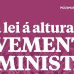O Goberno aproba a Lei de Liberdade Sexual co obxectivo de erradicar as violencias machistas