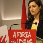 """Eva Solla: """"No día mundial polo Traballo Decente poñemos o foco na precariedade laboral e instamos a Xunta a que abandone a senda dos recortes en materia de saúde laboral"""""""