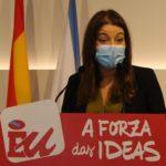 Esquerda Unida denuncia a improvisación da Xunta de Galicia nas medidas de restrición adoptadas hoxe en relación ao coronavirus