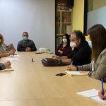 Esquerda Unida reúnese co sector ferroviario de CC.OO. para abordar a situación do ferrocarril en Galicia
