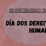 Esquerda Unida chama ás institucións de Galicia a traballar para o cumprimento dos Dereitos Humanos de todas as persoas