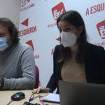 """Esquerda Unida cualifica como """"decepcionantes"""" os orzamentos da Xunta para a cidade de Vigo"""