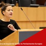A eurodeputada Sira Rego solicita unha xuntanza urxente á Comisión Europea ante o peche das factorías de Siemens-Gamesa
