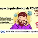 🎥 Acto on line: O impacto psicolóxico da Covid19