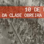 10 de marzo: Día da Clase Obreira Galega