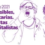 #8M Día Internacional da Muller Traballadora: Nin invisibles, nin precarias!