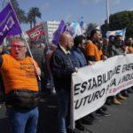 Izquierda Unida denuncia ante a Comisión Europea a persecución sindical en Alu-Ibérica