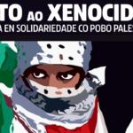 Esquerda Unida condena os crimes de guerra de Israel sobre o pobo palestino