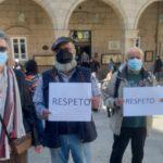 Esquerda Unida apoia as mobilizacións dos empregados públicos do concello de Ourense esixindo respecto